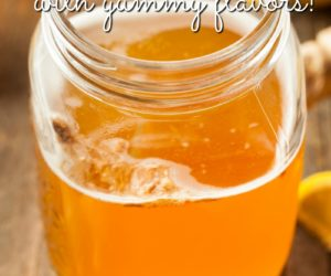 Bottling Your Homemade Kombucha {Part 2}