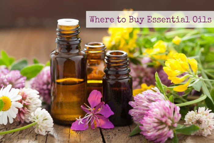 where to buy the best essential oils