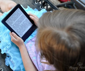 Amazon FreeTime Unlimited Encourages A Love of Reading