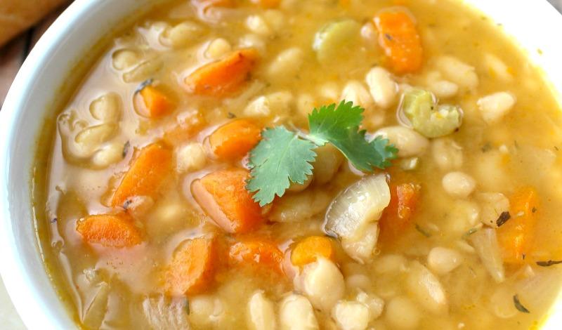 Easy navy bean soup recipes