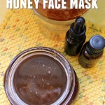 Are you looking for a simple way to exfoliate and nourish your skin at the same time? This Exfoliating Brown Sugar & Honey Facial Mask is exactly what you need!