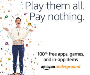 20 Free Educational Apps for Homeschoolers with Amazon Underground