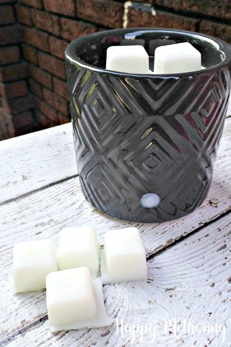 Homemade Natural Wax Melts For Wax Warmers Happy Mothering