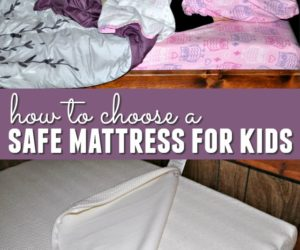 How to Choose a Safe Mattress for Kids