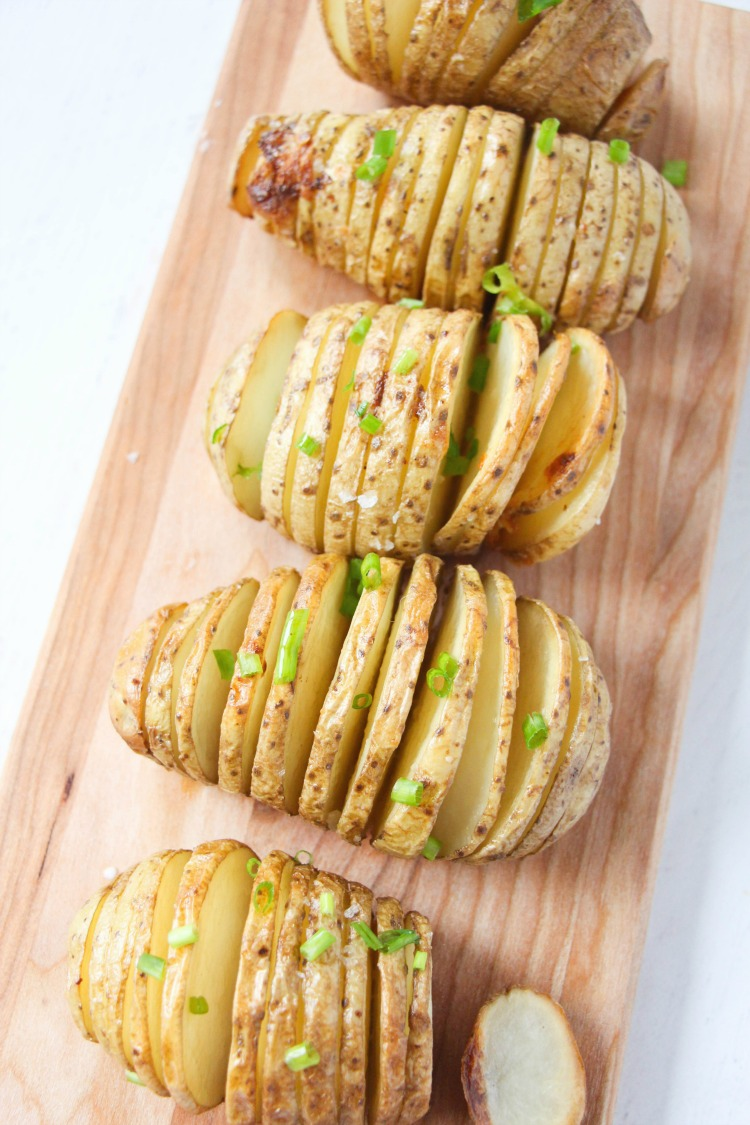 Are you looking for a stunning side dish for your next dinner party? We'll show you how to make the perfect Hasselback Potatoes that will wow your guests.
