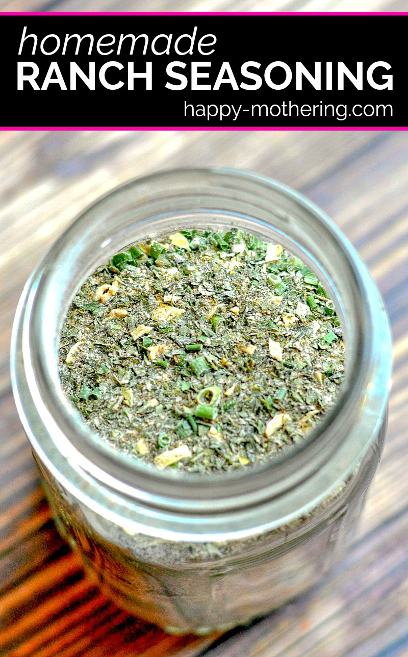 My spice mixes and seasoning blends are super popular among every who's tried them. Get my latest spice mix recipe for Homemade Ranch Seasoning below. It can be used for baking meat, making ranch dressing and ranch dip!