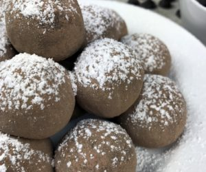 Just Add Magic Inspired Cheer 'Em Up Chocolate Truffles