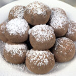 Have you seen Just Add Magic yet? This super simple Cheer 'Em Up Chocolate Truffles recipe will bring some joy and magic to your kitchen and your home!