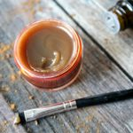 Have you wanted to learn how to make your own lip gloss? This DIY Honey Cinnamon Lip Gloss uses only a few simple ingredients for a tasty natural lip gloss!