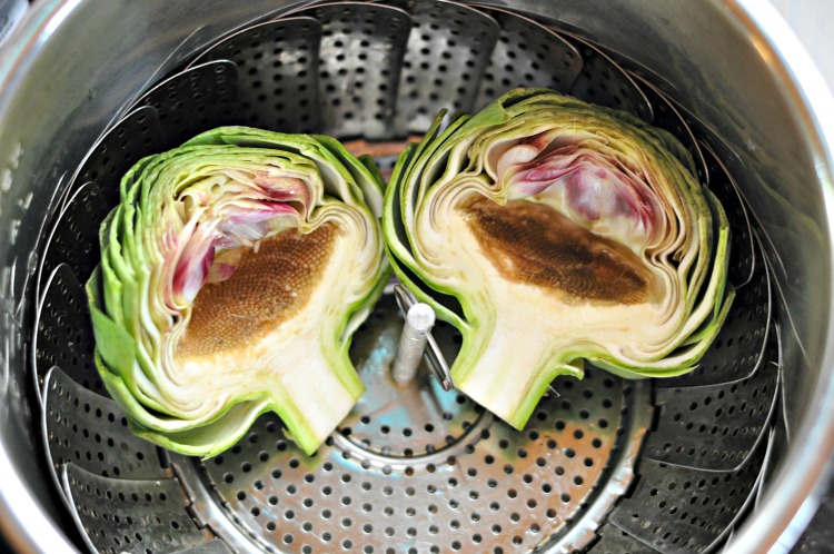 Are you looking for the best way to cook artichokes? My Instant Pot artichokes literally melt in your mouth. You'll never make artichokes any other way after trying this method!