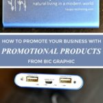 Searching for a new way to promote your business? Have you tried promotional products? Read about my experience with BIC Graphic promotional products.