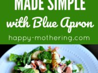 Meal Planning Made Simple with Blue Apron