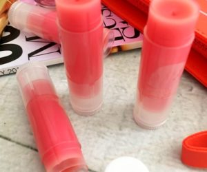Ditch the Toxins with DIY Mica Tinted Chapstick
