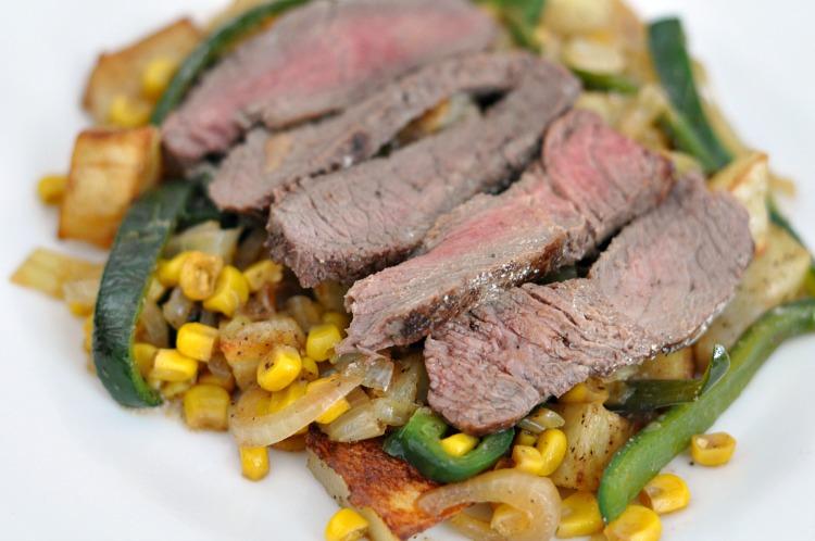 Adobo Loco Steak from HelloFresh