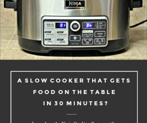 A Slow Cooker That Gets Food on the Table in 30 Minutes?