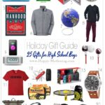 Is shopping for high school boys proving to be a challenge? You'll want to take a look at our list of 20 gift ideas for high school boys to get some ideas!