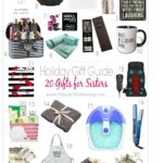 Do you have a sister who is hard to shop for? If you do, be sure to check out everything on our list of 20 Christmas gift ideas for sisters for some great ideas.