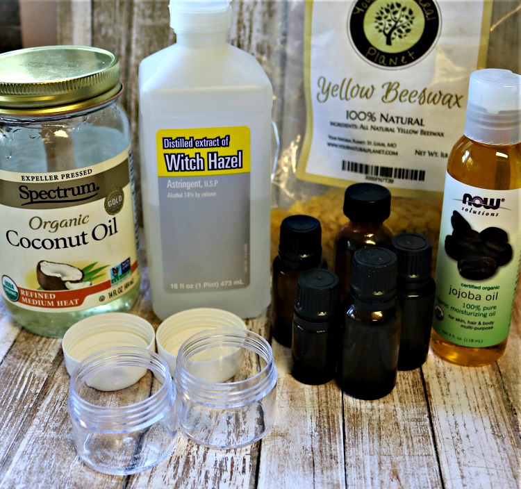 Dry Skin Balm ingredients