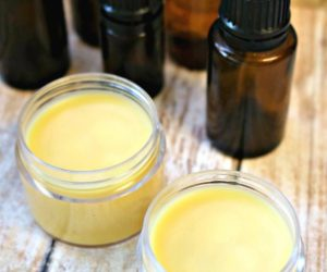 How to Make a Soothing Dry Skin Balm