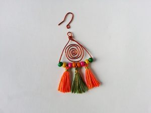 Hook to attach to earring