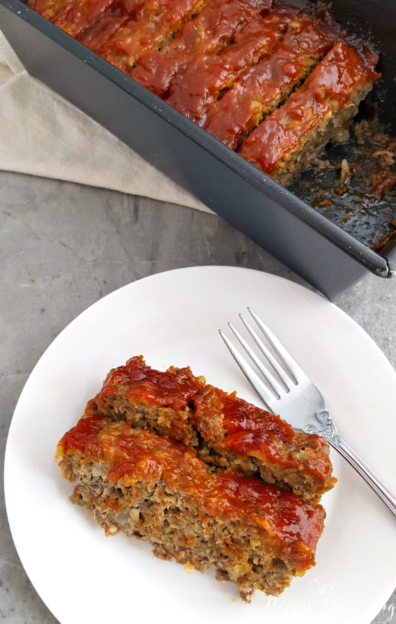 recipe: venison meatloaf with oatmeal [7]