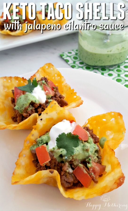 Are you looking for the best keto taco shell recipes as an alternative to tortillas? Our Keto Taco Shells are grain free, low carb and made with cheese!