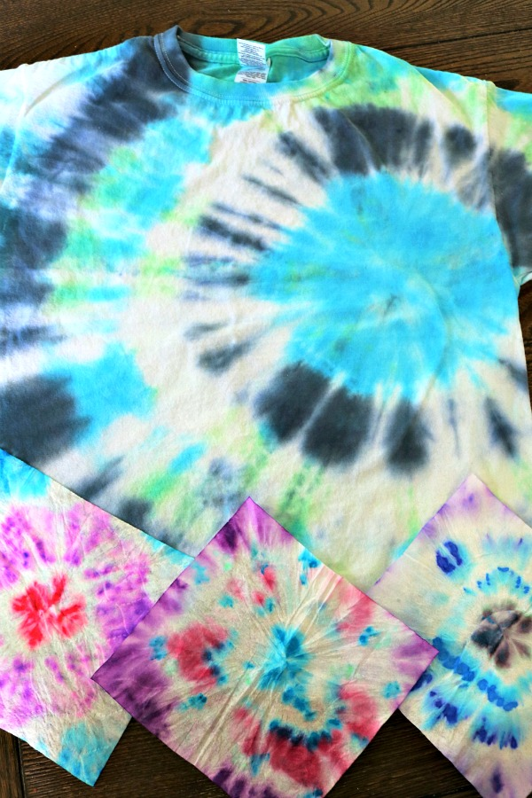 How To Tie Dye Shirts And Hand Wipes With Kids Happy Mothering