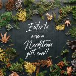 $100 Nordstrom Gift Card Giveaway for November