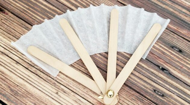 Trimmed coffee filter