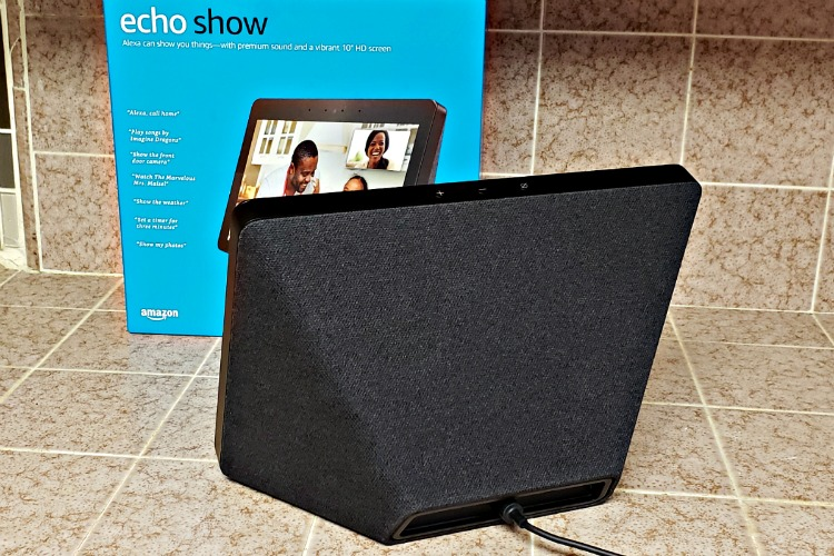 Echo Show speakers