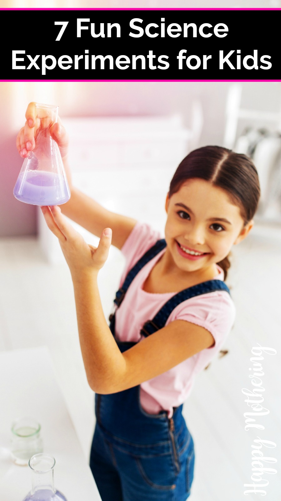 Science experiments are a wonderful way to get kids interested in science, so we put together a list of 7 fun science experiments for kids. They work at home or in the classroom!