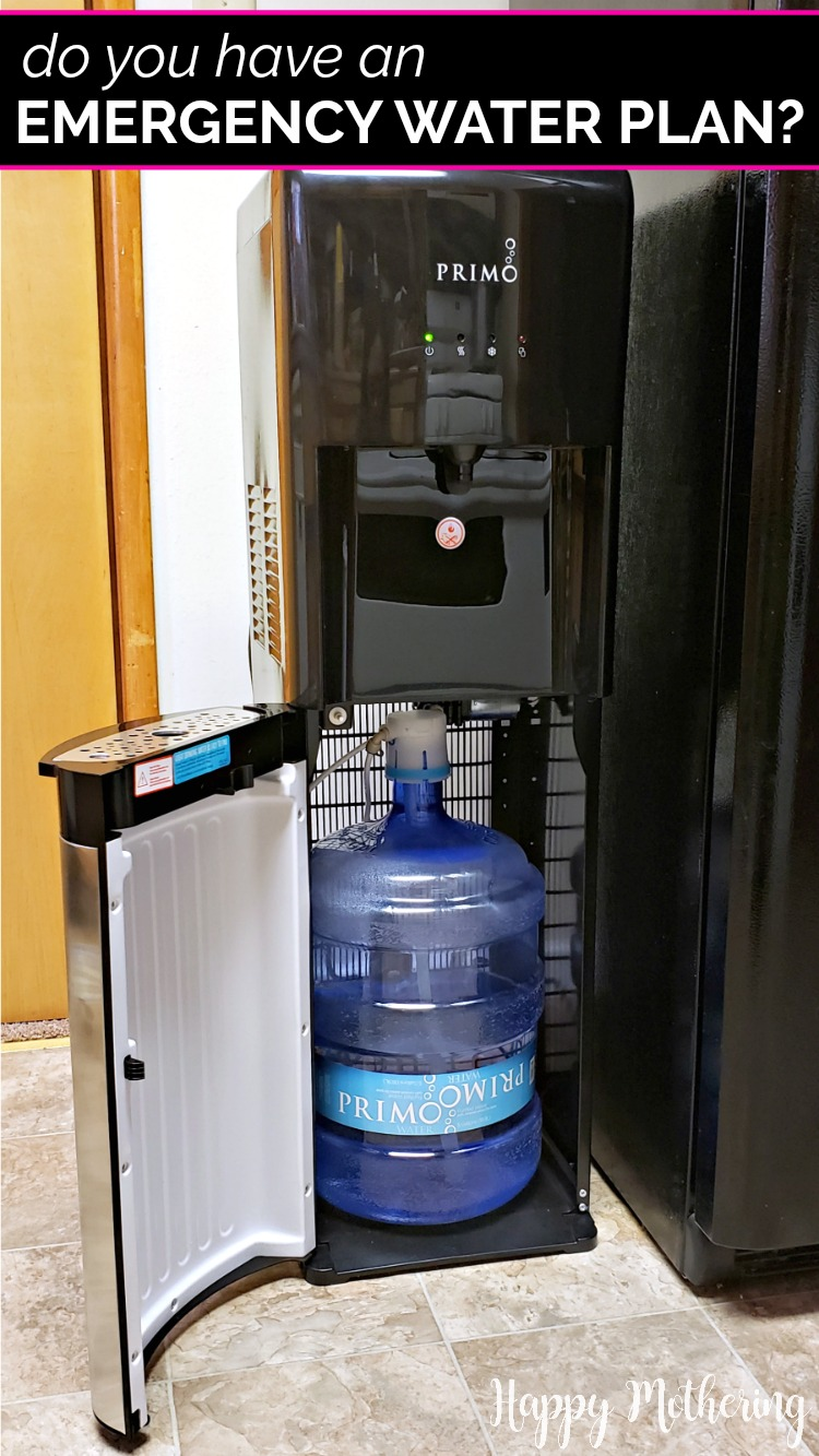 Drinking purified water is important every day, but it's even more important during power outages. Learn how we ensure we always purified water in our home.