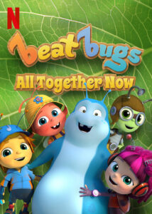 Beat Bugs All Together Now Show Cover.