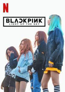 BLACKPINK documentary film cover image.