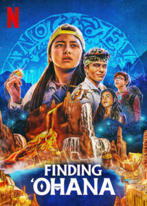 Finding Ohana Netflix show cover image.