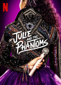 Julie and the Phantoms series cover image.