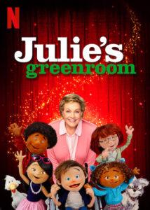 Julie's Greenroom series cover image.