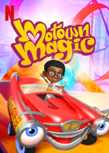 Motown Magic show cover.
