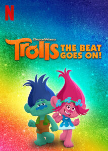 Trolls: The Beat Goes On show cover image.