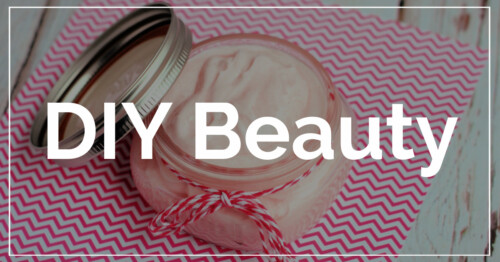 Go to DIY Beauty category.